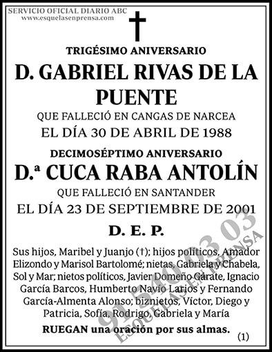 Gabriel Rivas de la Puente